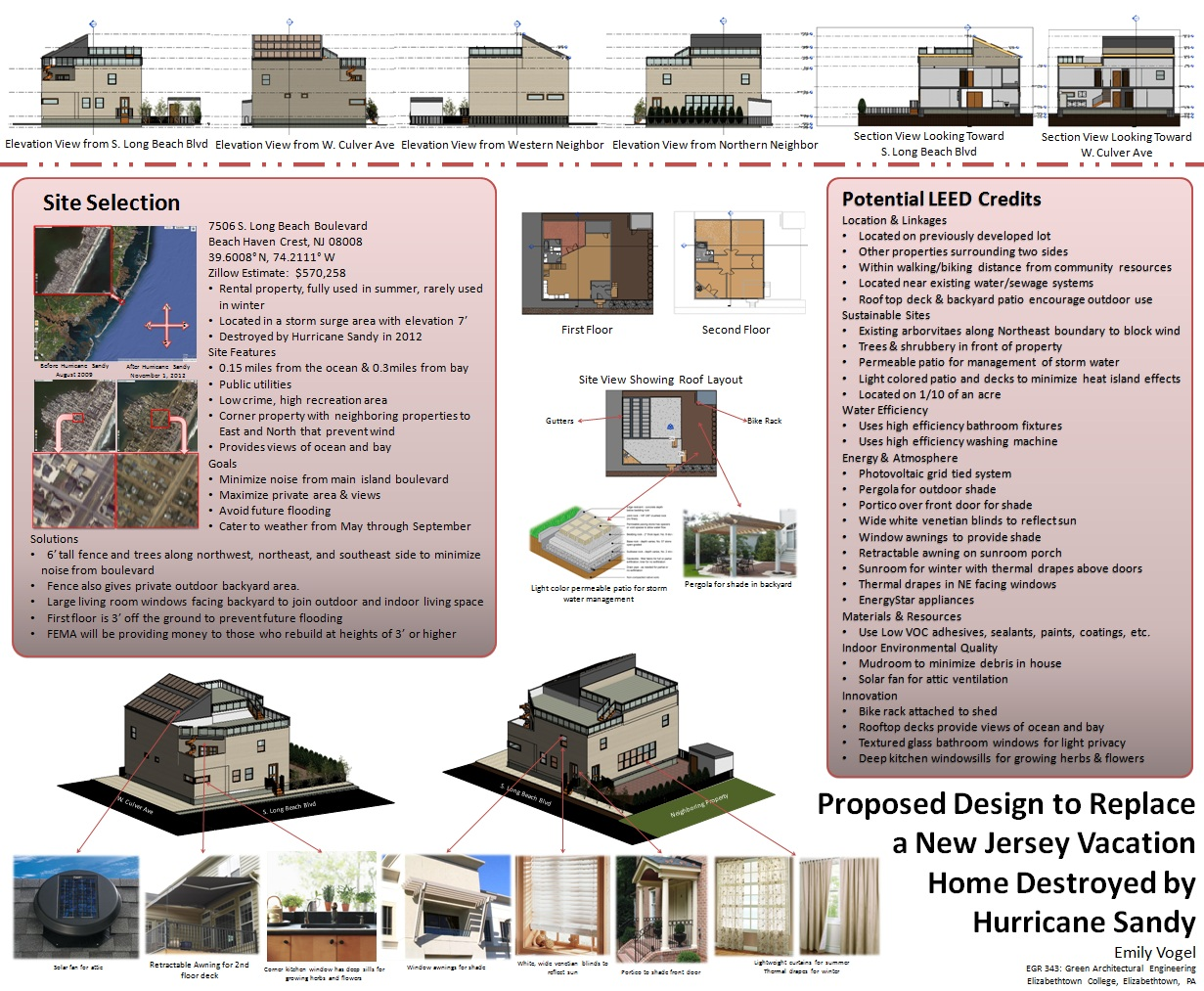 2012 egr343 green architectural engineering projects for Architectural engineering concepts